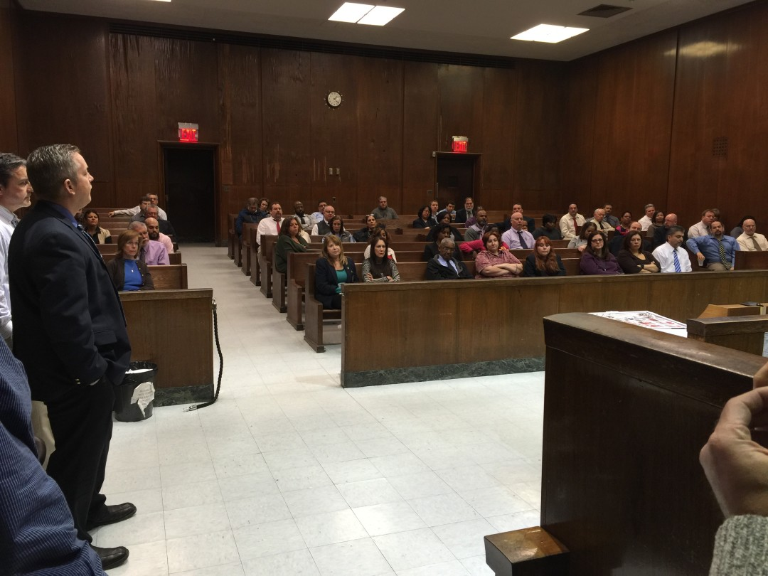 Queens County Criminal Clerks
