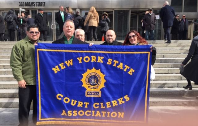 The NYSCCA Executive Board Supports the 25th Annual Kings County Celts St. Patrick's Day Parade, Brooklyn Heights