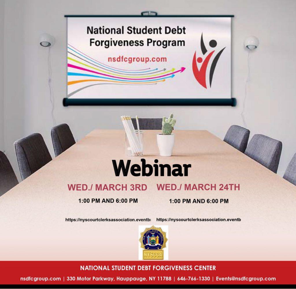 National Student Debt Forgiveness Program